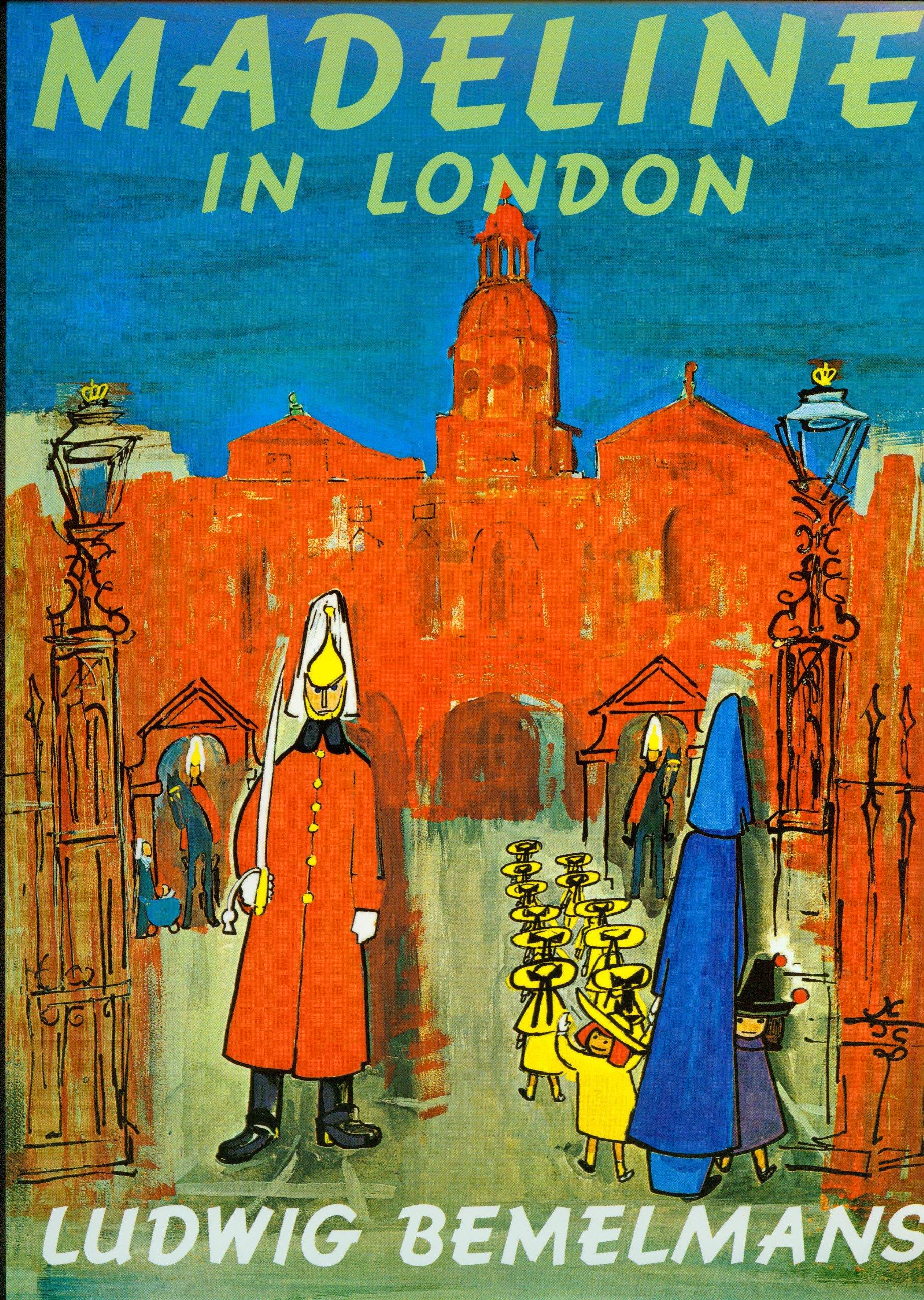 Read Online Madeline in London (1 Paperback/1 CD) pdf epub