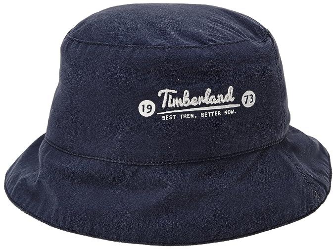 3e6000d12484 Timberland Bob Reversible, Gorro Estilo Pescador para Niños, Blue-Bleu  (Amiral), 3 Meses  Amazon.es  Ropa y accesorios