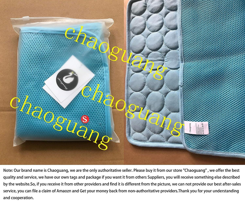 Amazon.com: Chaoguang - Colchoneta de refrigeración lavable ...