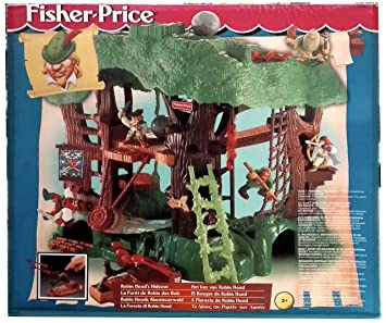 Fisher-Price Inc. Fisher-Price Great Adventures Robin Hoods Forest