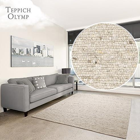 Hand-Web-Teppich \