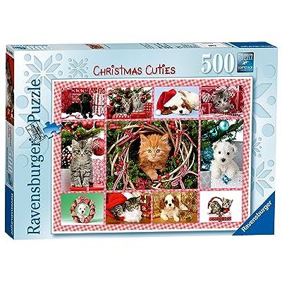 Ravensburger Noël Cuties 500pc puzzle