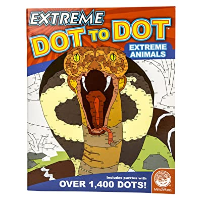 Extreme Dot to Dot: Extreme Animals: Toys & Games