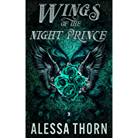 Wings of the Night Prince: A Fated Mates Fae Romance (Wrath of the Fae Book 3)