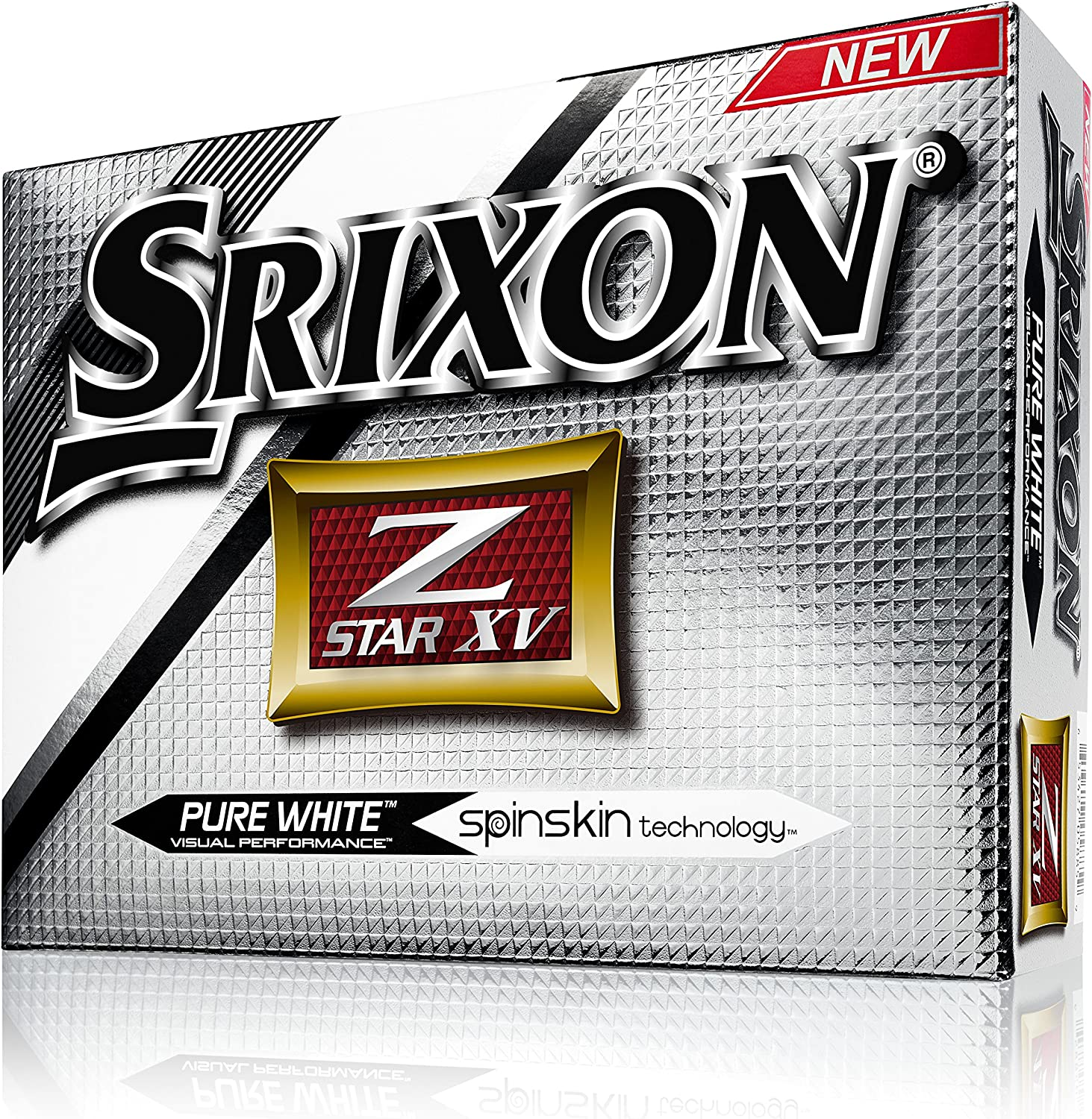 Srixon Z-Star XV 2016 Golf Balls (One Dozen)