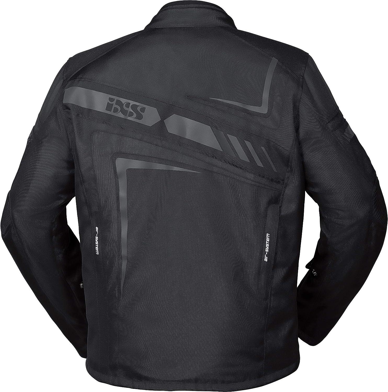 Sportler Herren Ganzj/ährig Polyester IXS Motorradjacke mit Protektoren Motorrad Jacke RS-400-ST 2.0 Sport Textiljacke