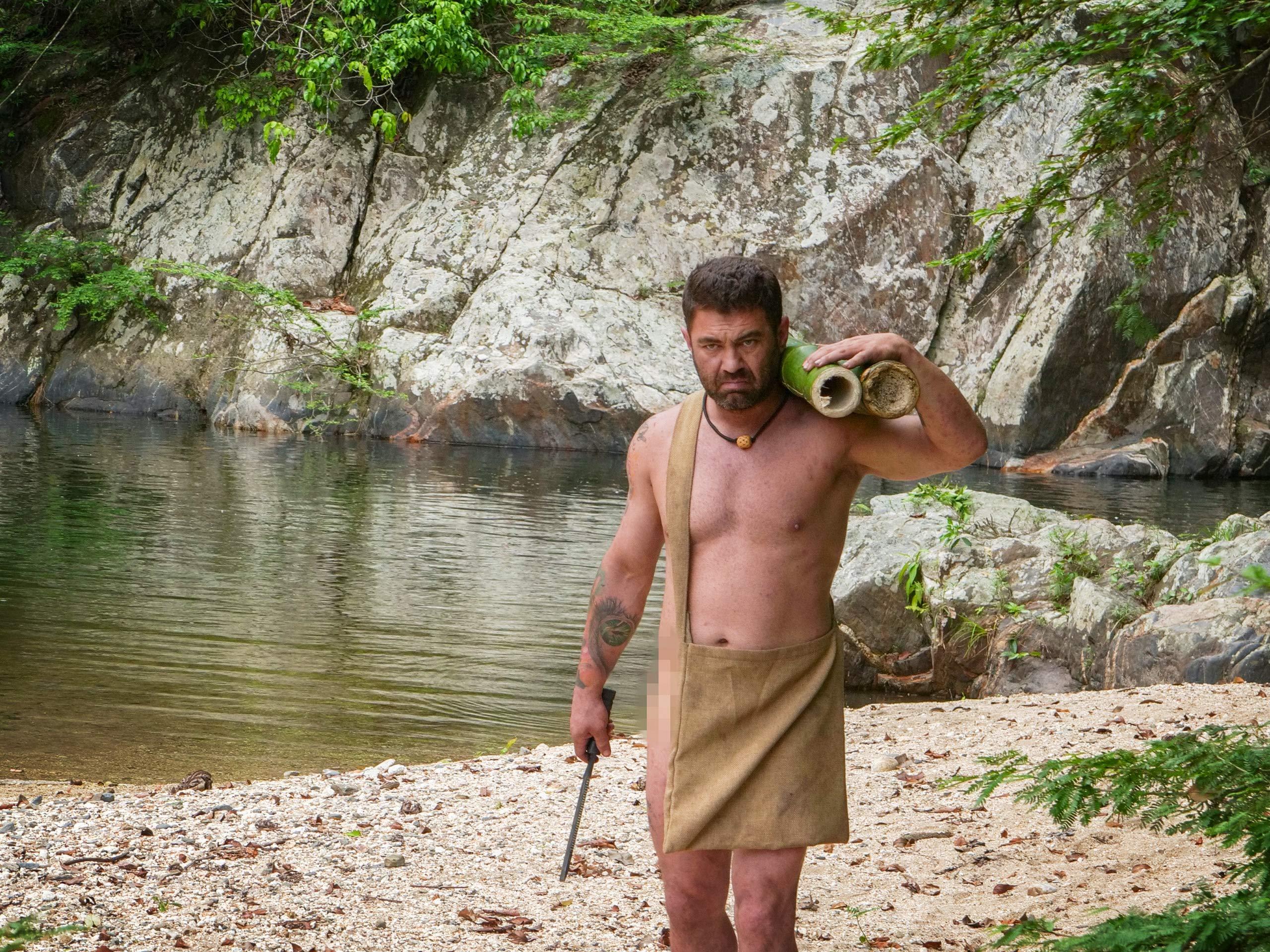 Naked Survival - Ausgezogen in die Wildnis Bilder - TV