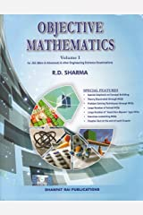 Jhar Product Objective Mathematics volume 1 for JEE (Main & Advanced) and Other Engineering Entrance Examinations (old book as per latest syllabus) Paperback