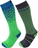 Lorpen Merino Kids Ski Socks (2 Packs)