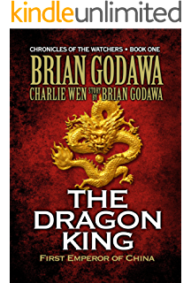 Amazon the first emperor of china ebook jonathan clements the dragon king first emperor of china chronicles of the watchers book 1 fandeluxe Gallery