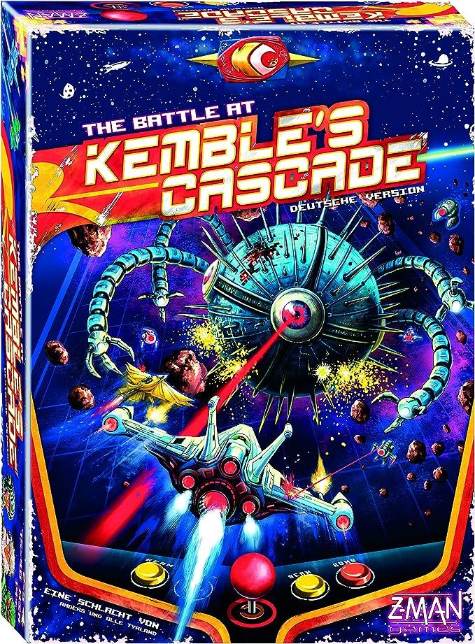 ZMan 692420 – The Battle At Kemble s Cascade, Tabla Juegos: Amazon.es: Juguetes y juegos