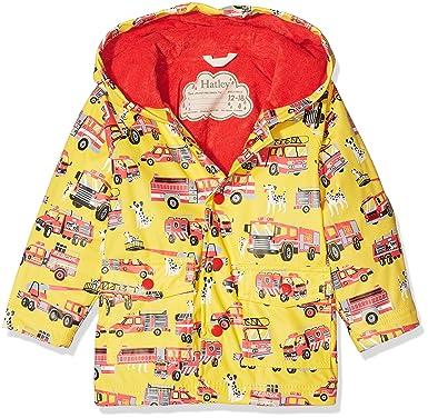 Hatley Mini Printed Raincoat, Abrigo Impermeable para Bebés: Amazon.es: Ropa y accesorios
