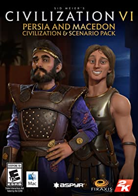 Sid Meier's Civilization VI - Persia and Macedon Civilization & Scenario Pack (Mac) [Online Game Code]