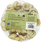 Rawhide Brand 2-Inch Natural Safety-Knot Bones, 12