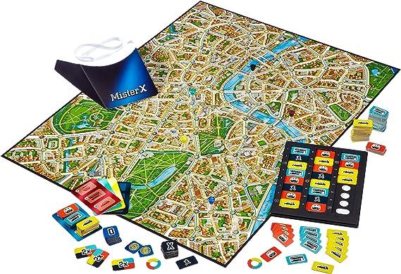 Ravensburger - Scotland Yard [Importado]: Projektteam III, Schacht, Michael: Amazon.es: Juguetes y juegos