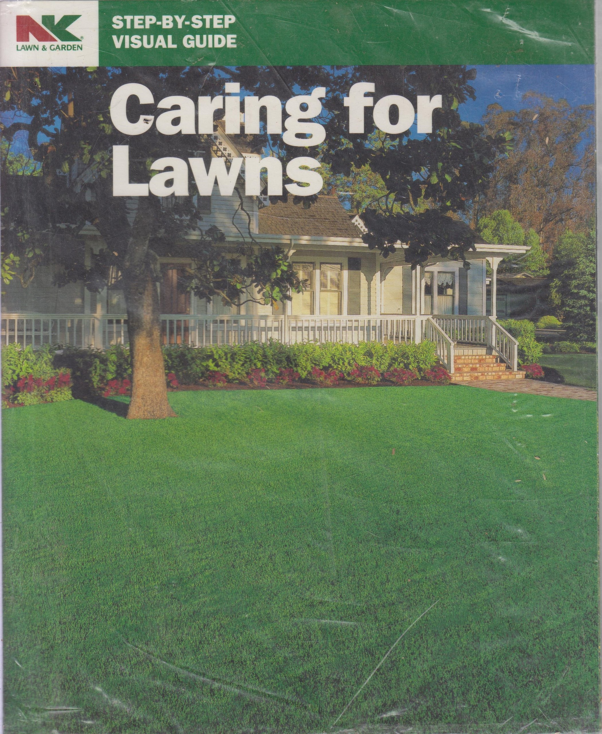 Caring for Lawns (Step-By-Step Visual Guide)