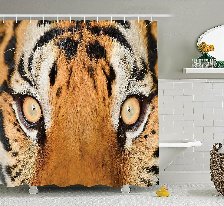 Safari Decor cortina de ducha Set por Ambesonne, primer ...