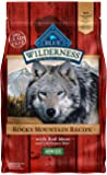 BLUE Wilderness Rocky Mountain Recipe High Protein Grain-Free Adult Dry Dog Food