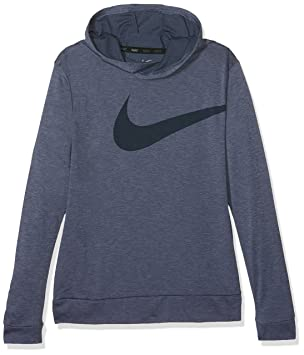 Nike Breathe - Sudadera con Capucha para niño, Niño, Breathe, Thunder Blue/Light Carbon, FR : XL (Taille Fabricant : XL): Amazon.es: Deportes y aire libre