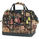 Carhartt Legacy Tool Bag (2015 Style) 16 inch Molded Base, RealTree Xtra