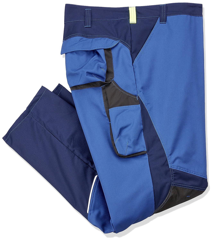 trabajo 68 concepto 5360 Tamaño Cornflower de Pionier Pantalones del Navyblue TKcl1J3F