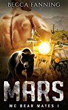 MARS (BBW Bear Shifter MC Romance) (MC Bear Mates Book 1)