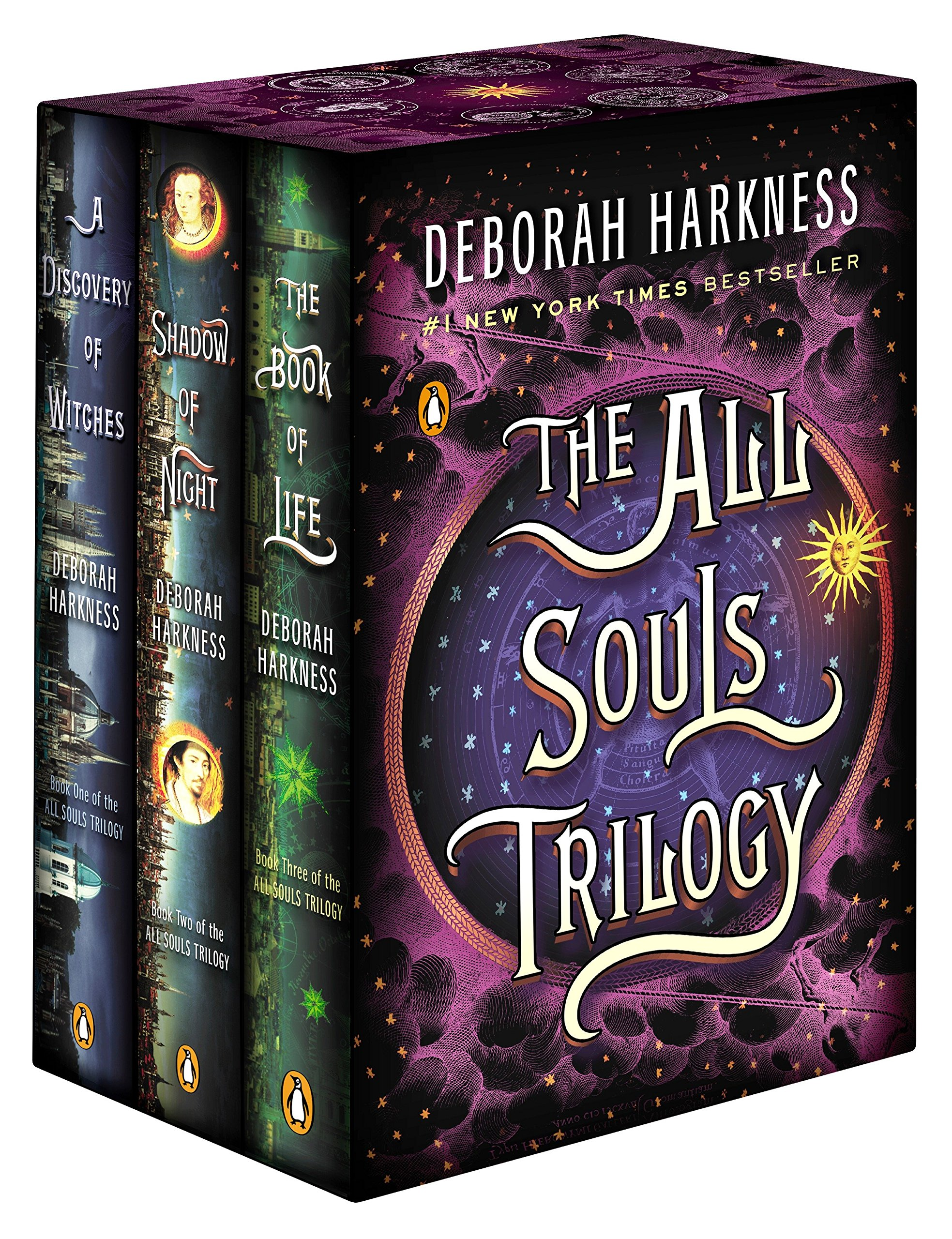 The All Souls Trilogy Boxed Set by Harkness Deborah
