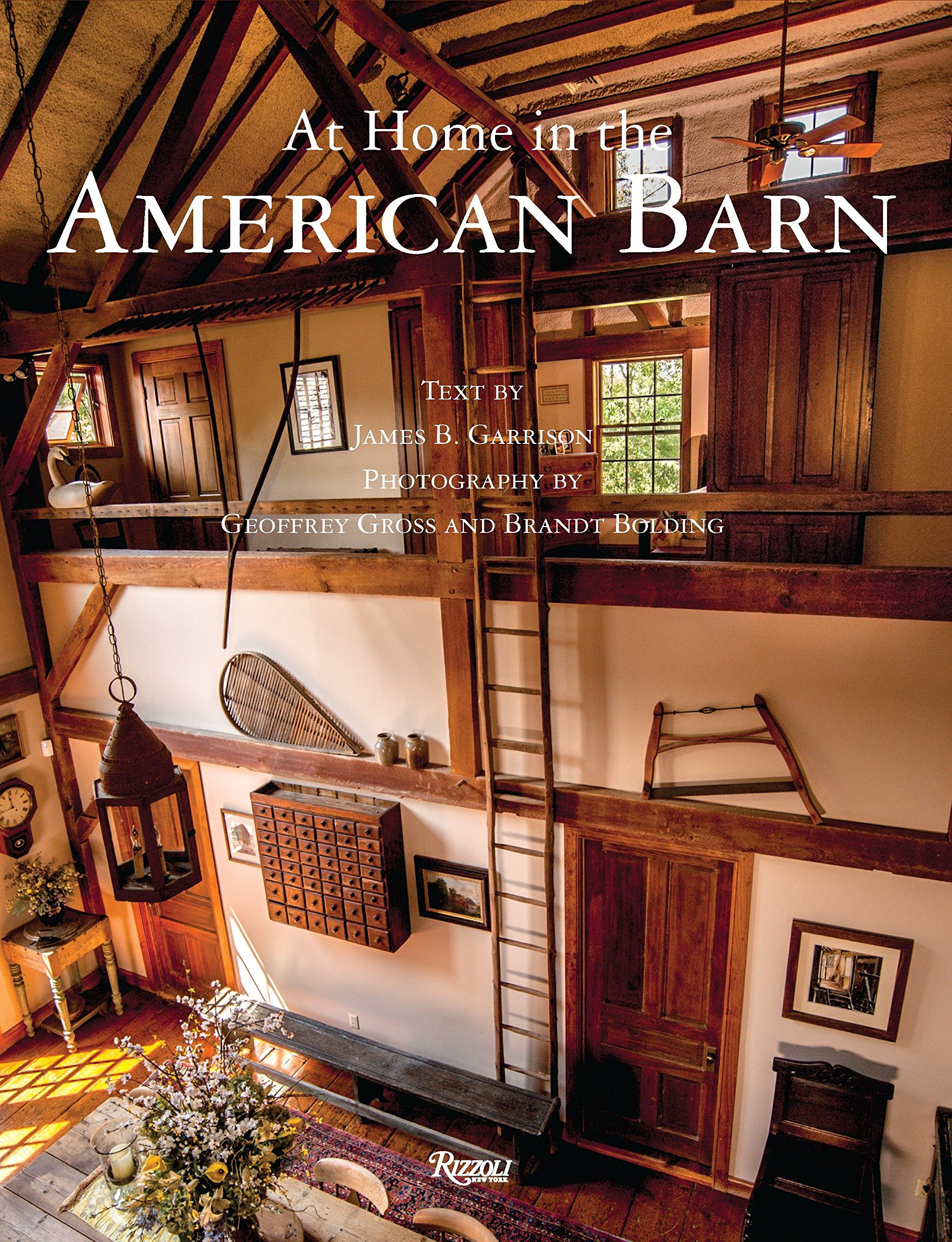 At Home in The American Barn ebook