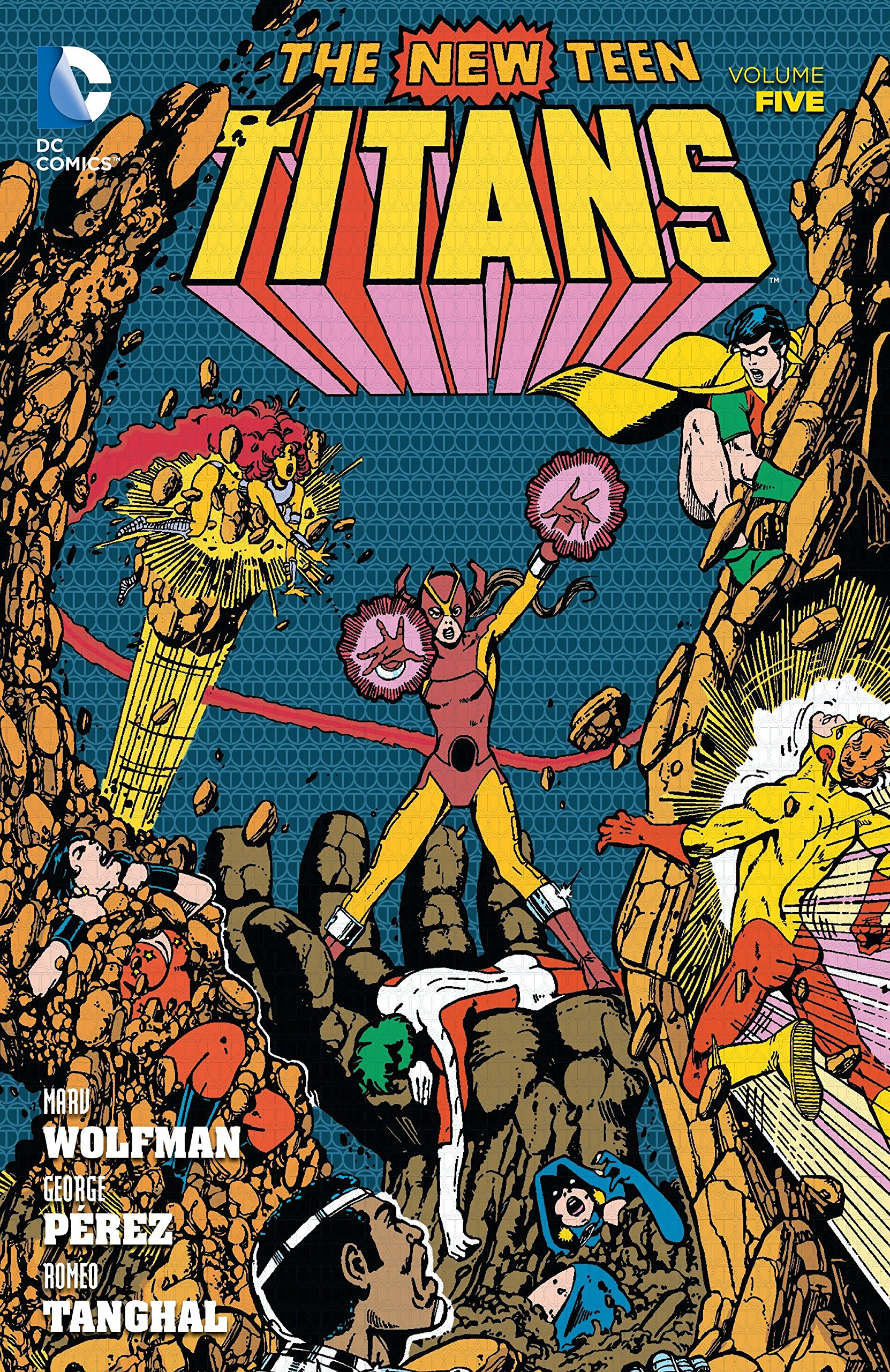 New Teen Titans Vol. 5 Paperback – August 2, 2016
