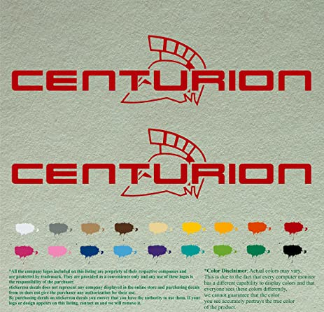 Centurion decal stickers for sailing boat motors accessories decals outboard motor elaborate custom vinyl