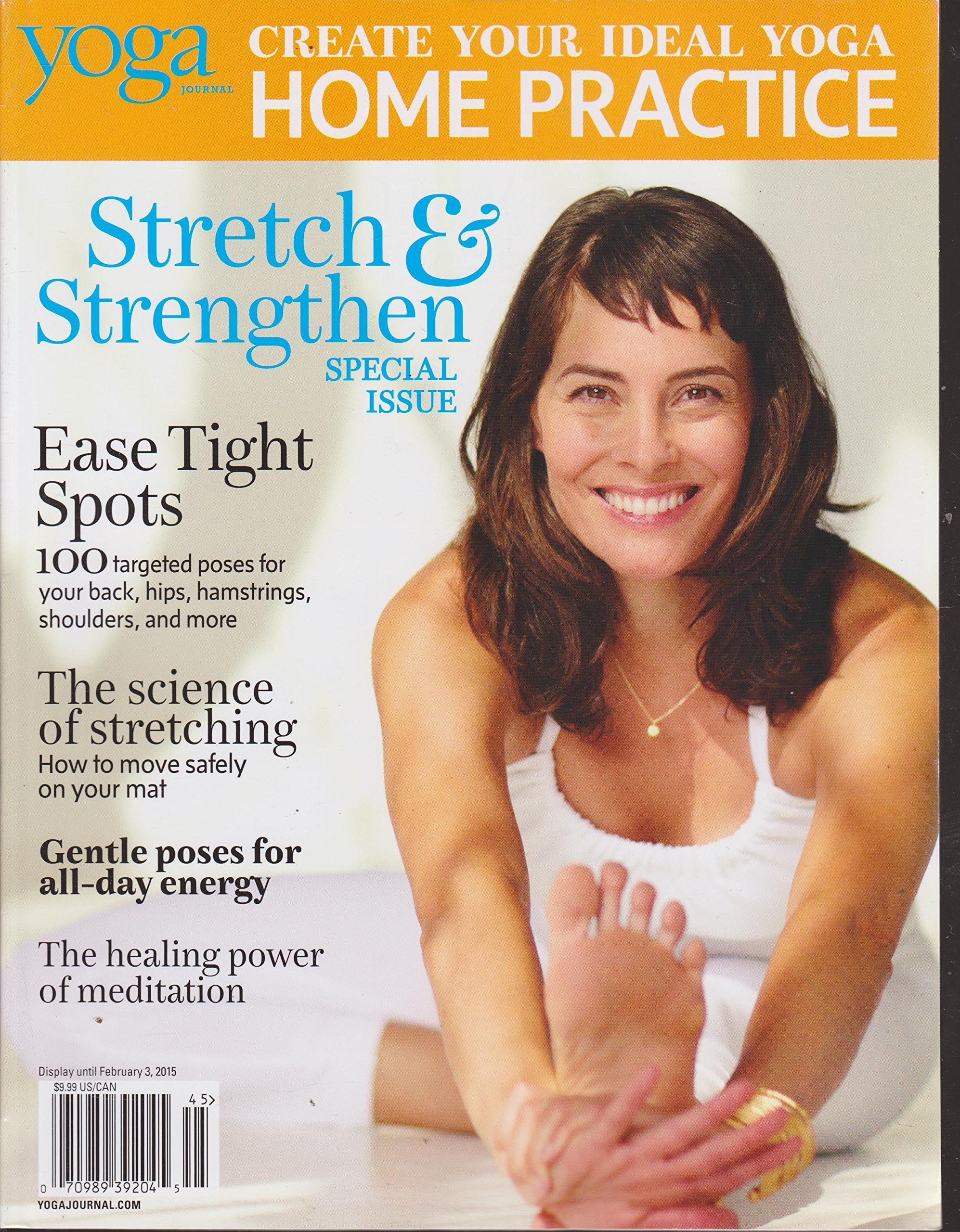 Download Yoga Journal 2014-2015 Stretch & Strengthen Special Issue pdf
