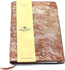 Patricia Nash Vinci Journal Ruled Paper