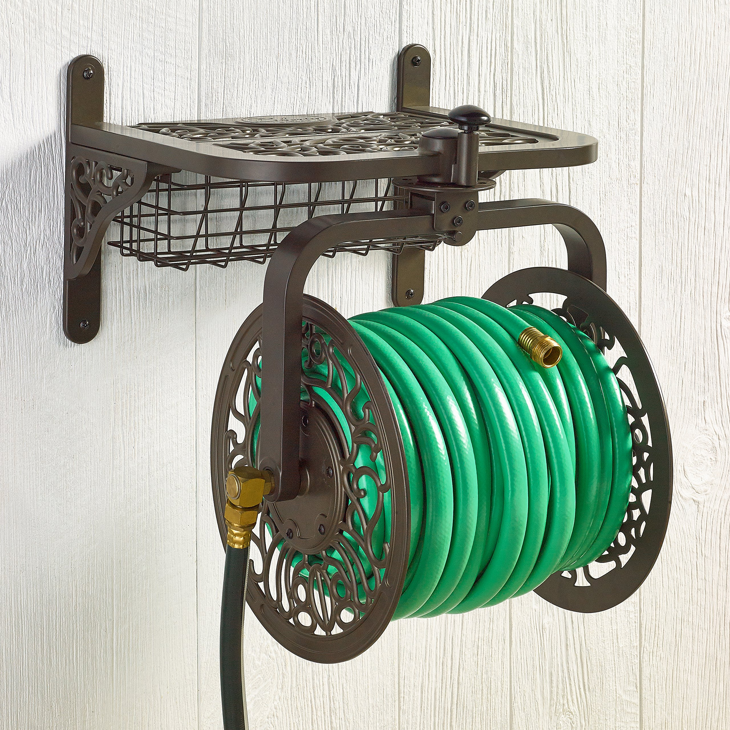 Amazon.com: Liberty Garden Products: Hose Reels