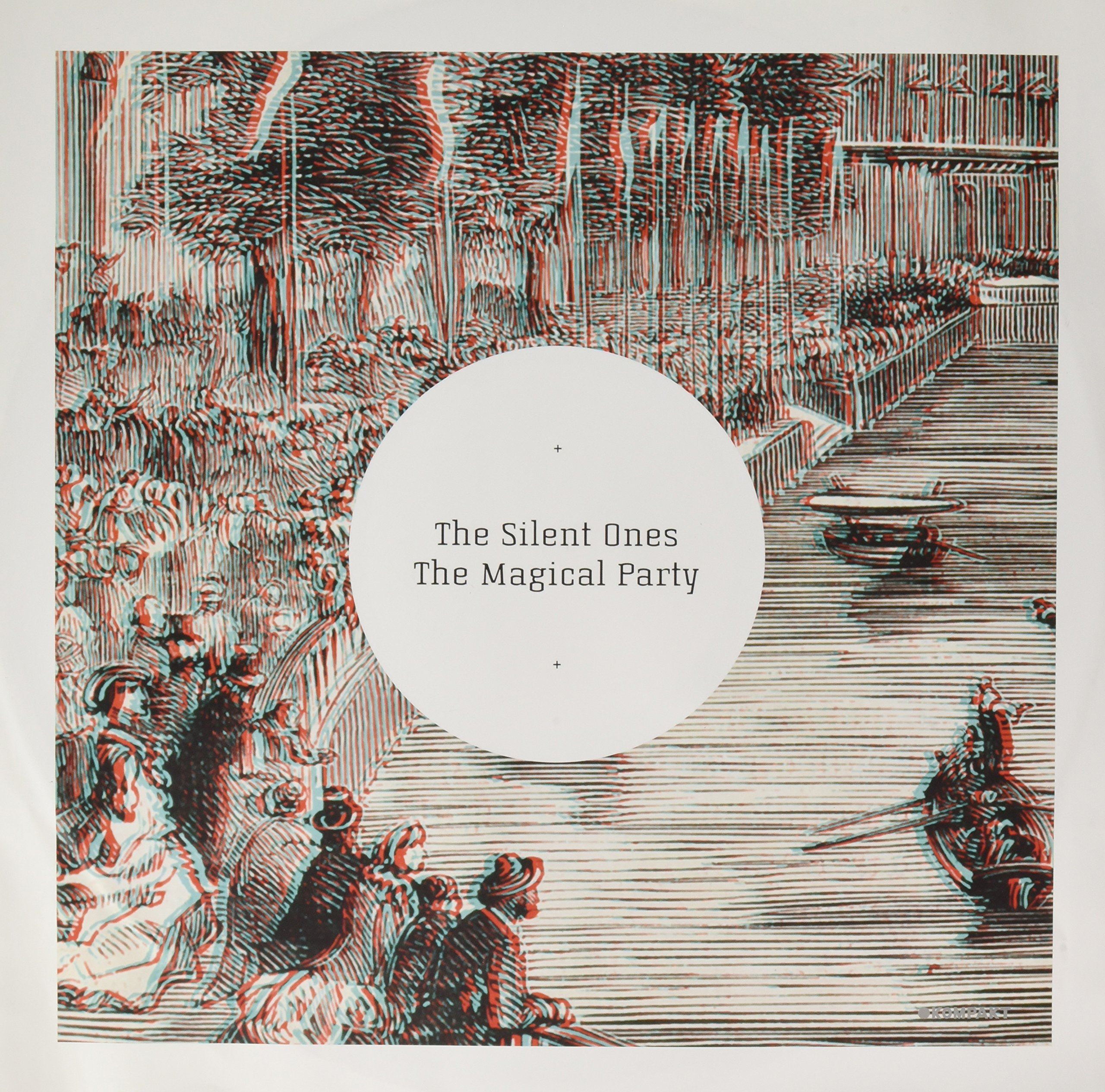Vinilo : Silent Ones - Magical Party (12 Inch Single)