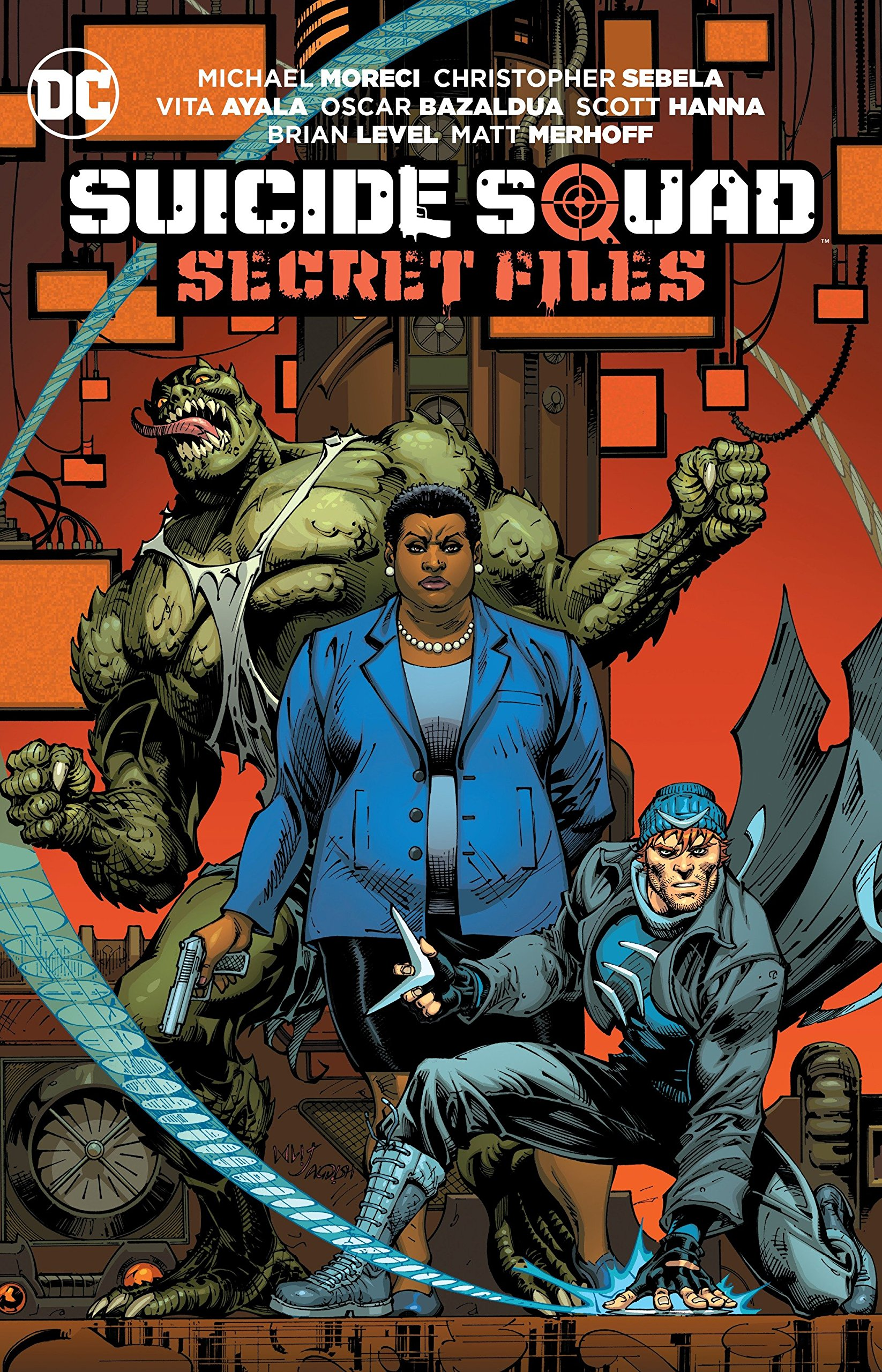 Read Online Suicide Squad: Secret Files PDF