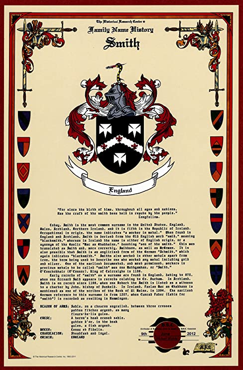 Amazon Com Smith Coat Of Arms Crest And Family Name History Meaning Origin Plus Genealogy Family Tree Research Aid To Help Find Clues To Ancestry Roots Namesakes And Ancestors Plus Many Other Surnames Decorative Look up in linguee suggest as a translation of family origin smith coat of arms crest and family name history meaning origin plus genealogy family tree research aid to help find clues to ancestry roots