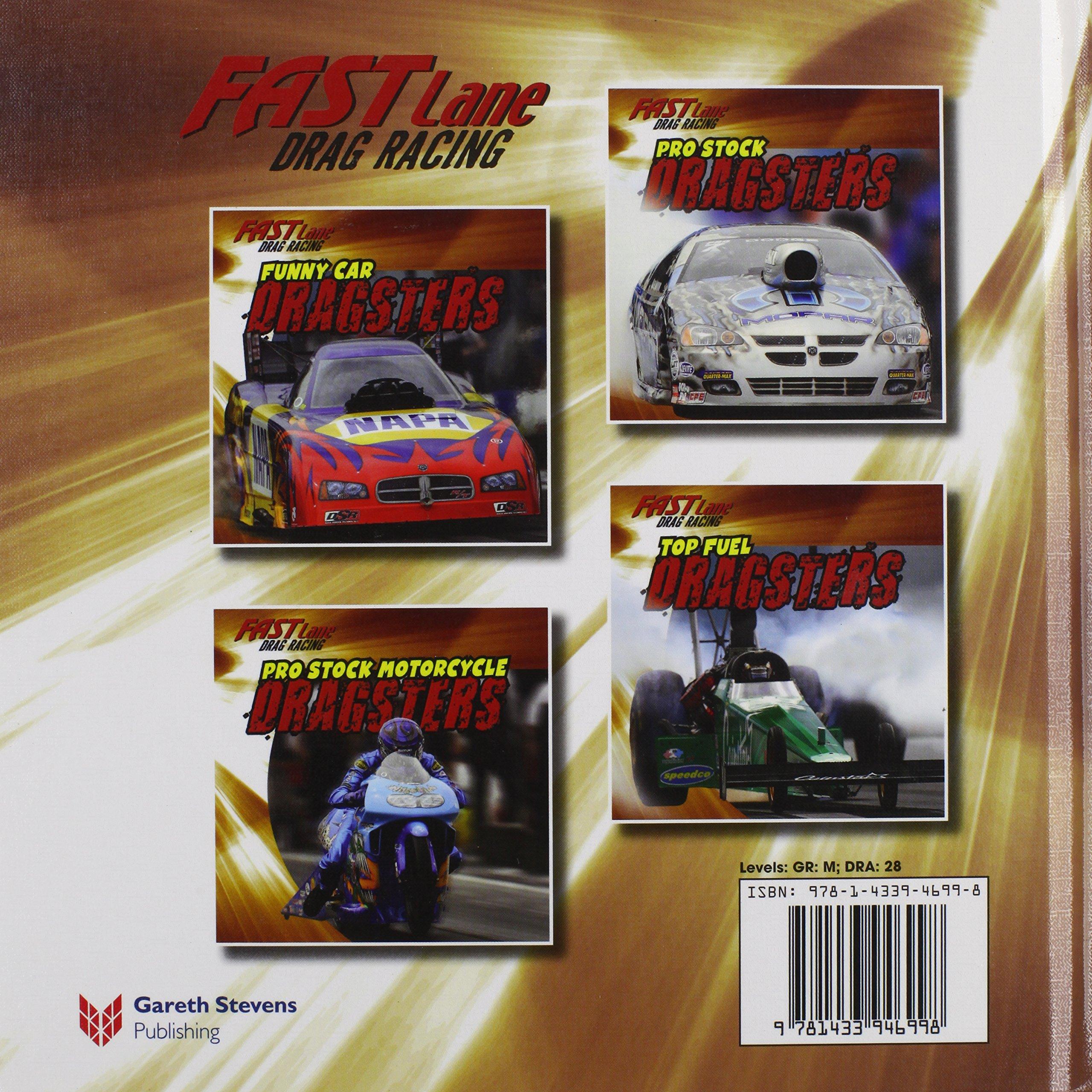 Pro Stock Dragsters (Fast Lane, Drag Racing): Tyrone Georgiou ...