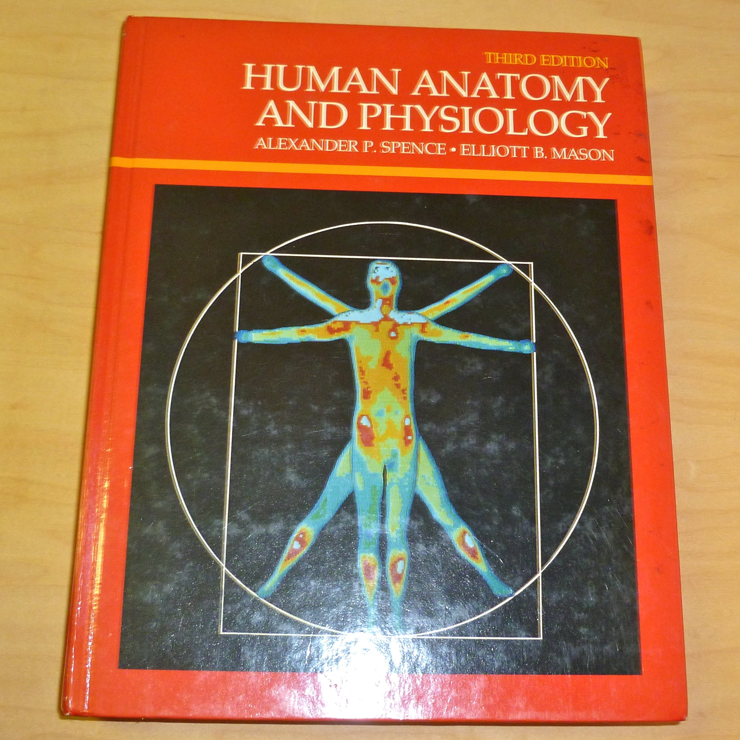 Human Anatomy and Physiology: Amazon.co.uk: Alexander P. Spence ...
