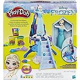 Conjunto Masssinha Play-doh Frozen Castelo Da Elsa Play-doh Multicor