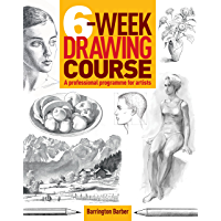 6-Week Drawing Course (English Edition)