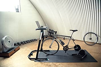 Wahoo Kickr Multi Purpose Floor Mat For Indoor Cycling Cross Training