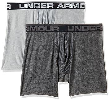 Under Armour O Series 6 Boxerjock 2 PK Ropa Interior, Hombre, (