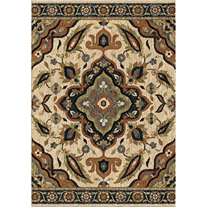 fa4ac485b59f Amazon.com  Orian Rugs Next Generation Wada Area Rug