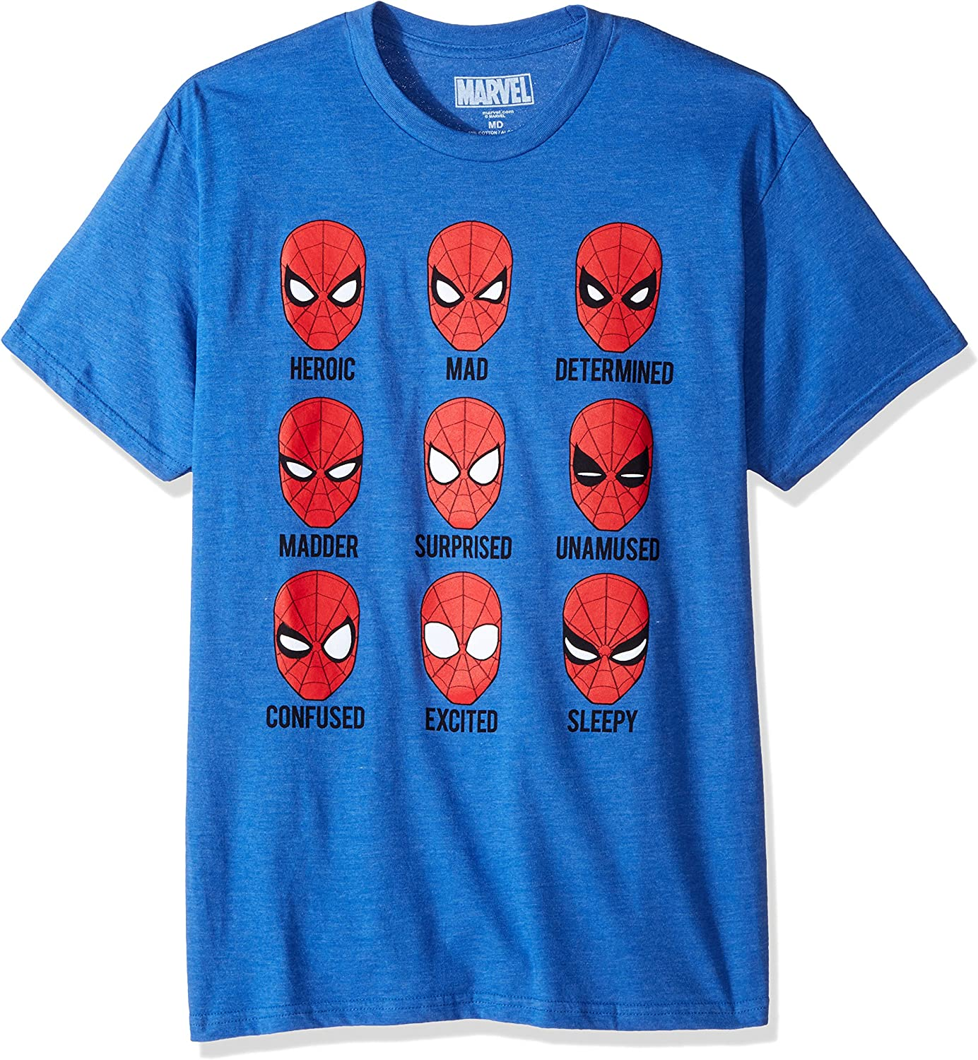 Spider man t shirt for adult