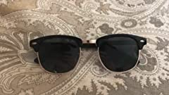 Amazon.com: Joopin Semi Gafas de sol polarizadas sin montura ...