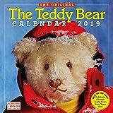 The Teddy Bear Wall Calendar 2019