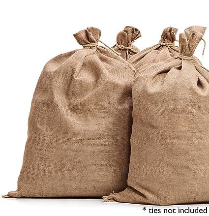 amazon com burlap potato sacks 22 x 36 potato sack race bags