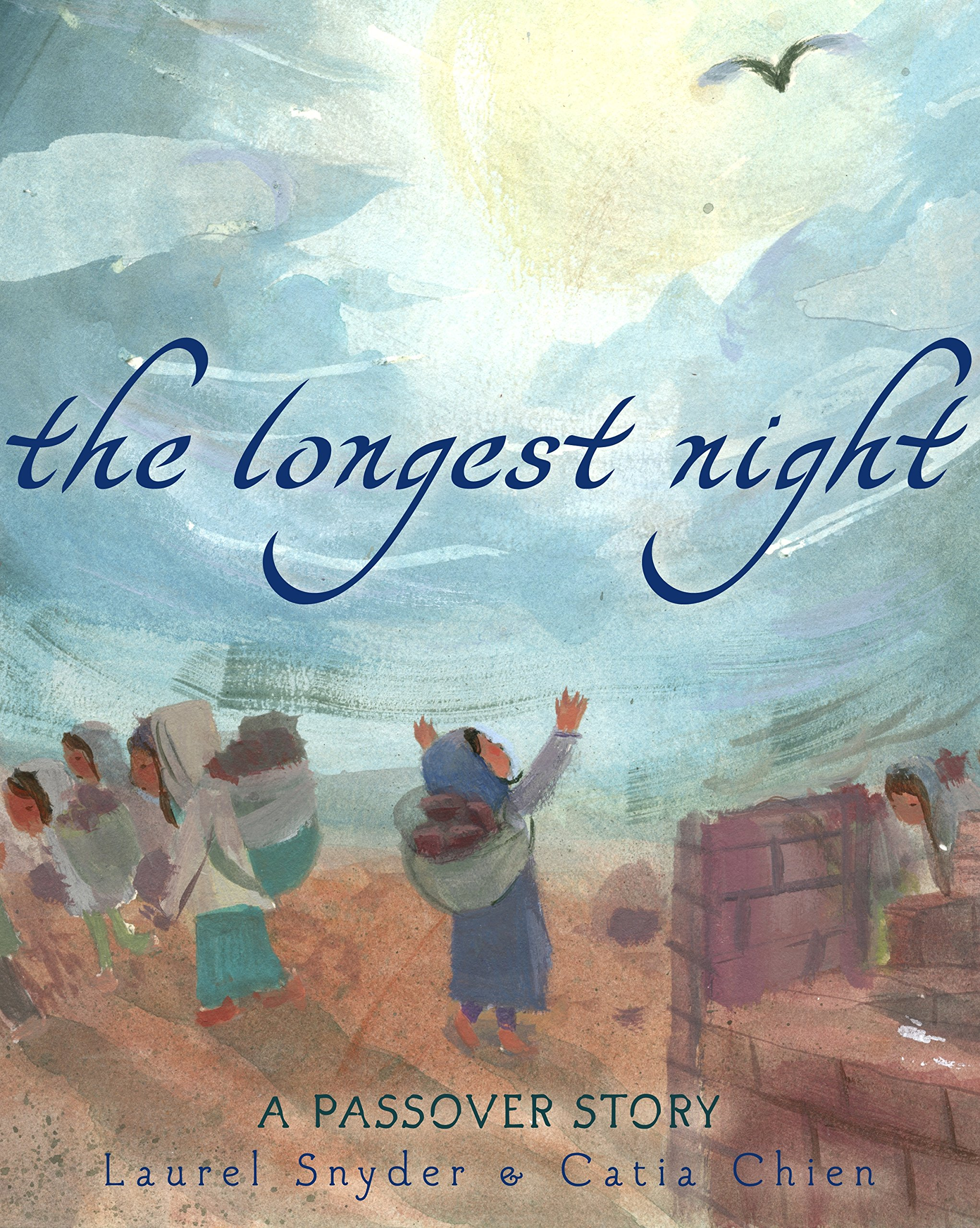 The Longest Night: A Passover Story by Schwartz Wade Books (Image #1)