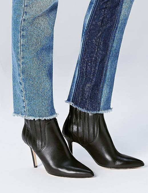 bottines à talons confortables pas cher - Tendance mode femme hiver 2019