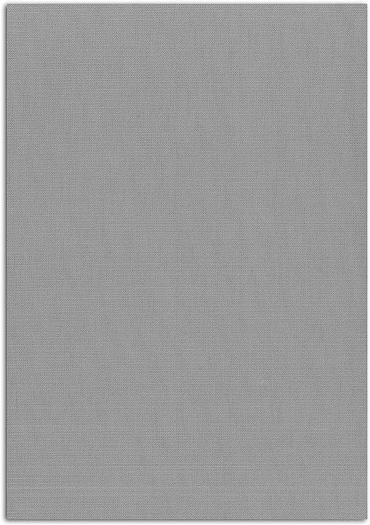 Dailylike LKF132 Tela Adhesiva algodón Gris 30 x 21,5 x 0,1 cm ...